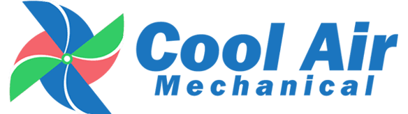 Cool Air Mechanical Logo