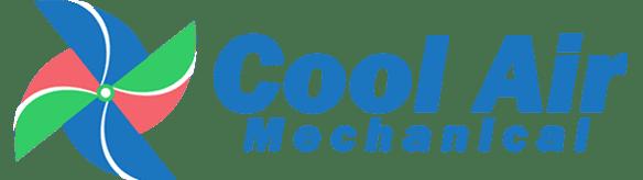 Cool Air Mechanical Logo
