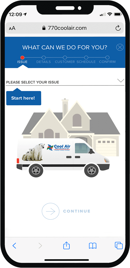 Cool Air Service Online